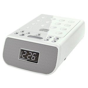 bush dab alarm clock radio. Black Bedroom Furniture Sets. Home Design Ideas